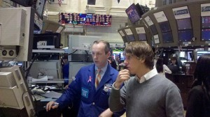 day trader - learning NYSE