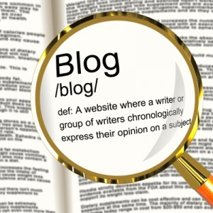 Blogging is a skill that could help with employement