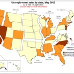 May Unemployment Statistics by State