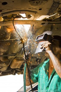 auto repair shops fix all kinds of problems including exhaust systems
