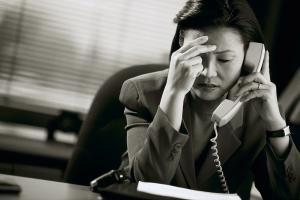 occupational stress management