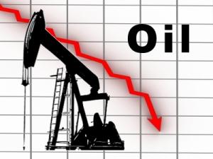 Oil Falling