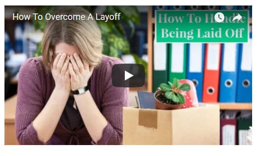 How to Handle Getting Laid-Off Without Warning
