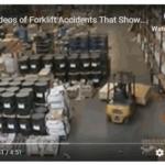Forklift Accidents